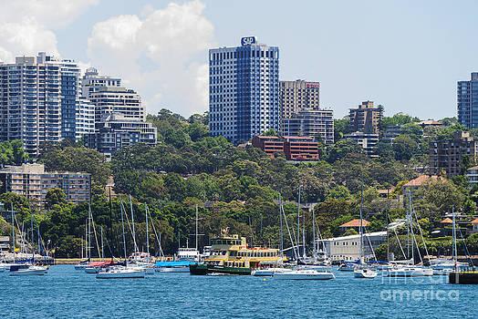 Bob Phillips - Harbour View Five