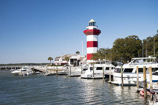 Harbourtown Lighthouse by Ray Summers Photography