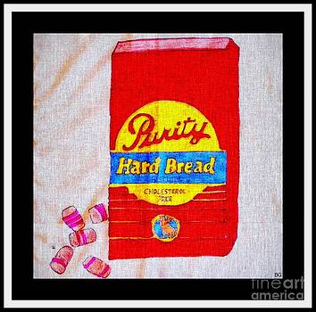 Barbara Griffin - Hard Bread and Peppermint Nobs