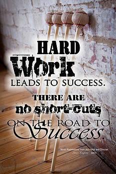 Hard Work  by Steve  Raybine