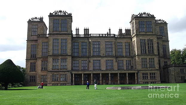 Hardwick Hall by Tracey Williams