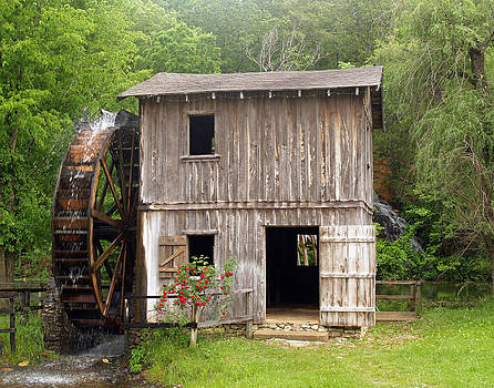 Hardy Mill by Ed Cooper