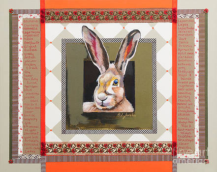 Hare Speaks by Laura Joseph