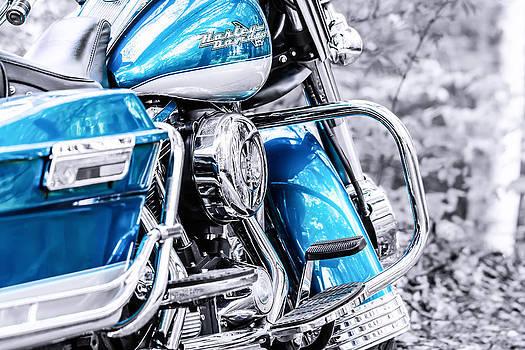 Harley Davidson by Christoph Schneider