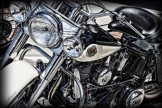 Harley Davidson by Jeff Swanson