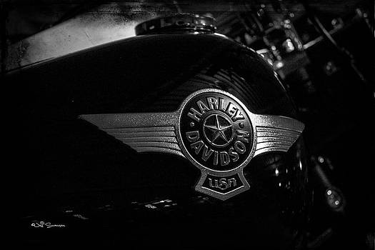 Harley Davidson USA by Jeff Swanson