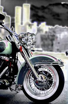 Harley Wtc by Joseph Hedaya