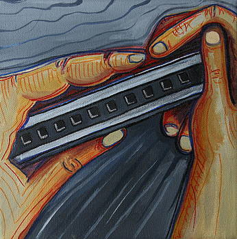 Harmonica by Kate Fortin