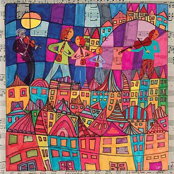 Harmonious by Dora Ficher