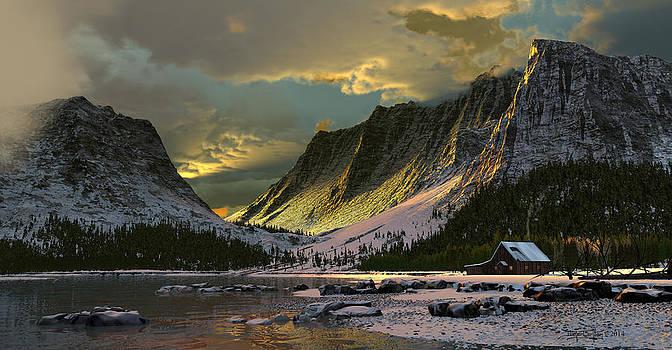 Harmony of Light by Dieter Carlton