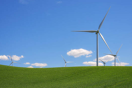 Harnessing Wind by Ryan Manuel