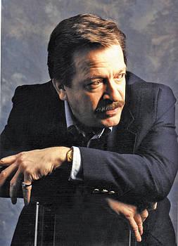 Harold Shull at 39 by Harold Shull
