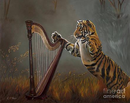 Harpin' Tiger by Loretta McNair