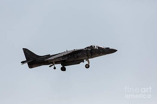 John Daly - Harrier Landing Config