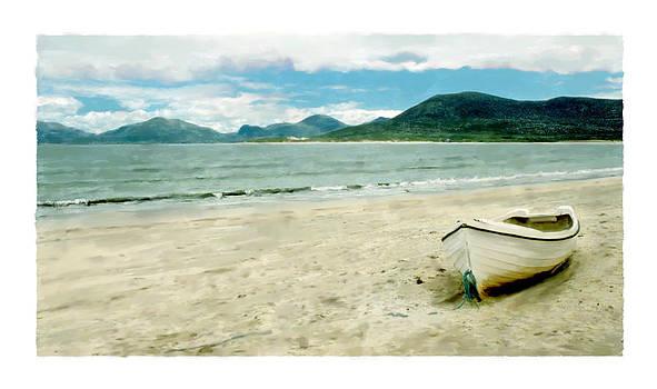 Harris Boat by Ian Gray