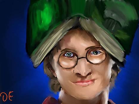 Harry Potter by Dakota Eichenberg
