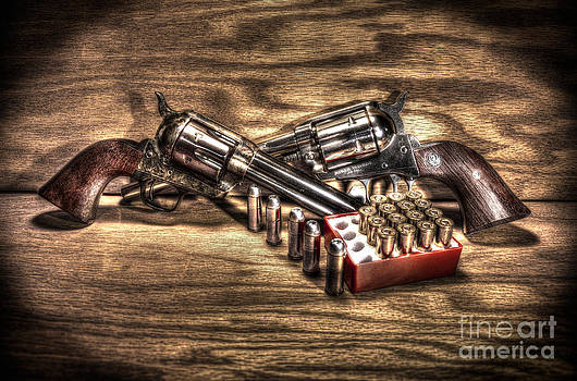Paul Mashburn - Hartford and Ruger Colt Replicas
