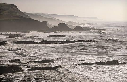 Hartland coast by Pete Hemington