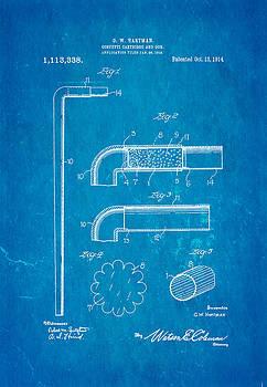 Ian Monk - Hartman Confetti Gun Patent Art 1914 Blueprint