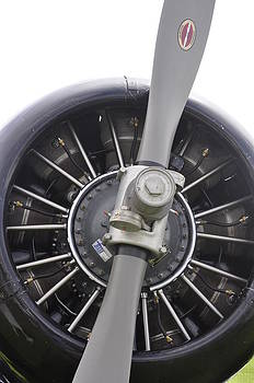 Harvard Engine by Simon Hackett