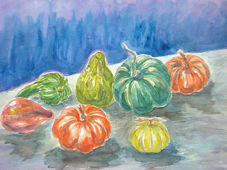 Harvest Colors by Lynn Cheng-Varga