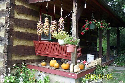 Harvest  by Diane Mitchell