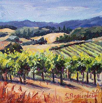 Harvest Hills by Jennifer Beaudet