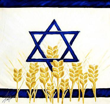 Harvest Israel by Faytene Grasseschi