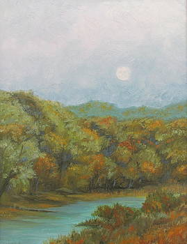 Harvest Moon by Sherri Anderson