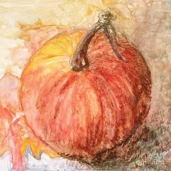 Harvest Pumpkin by Deb Stroh Larson
