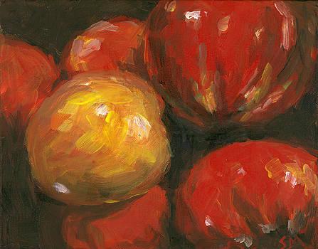 Harvest by Susan Moore