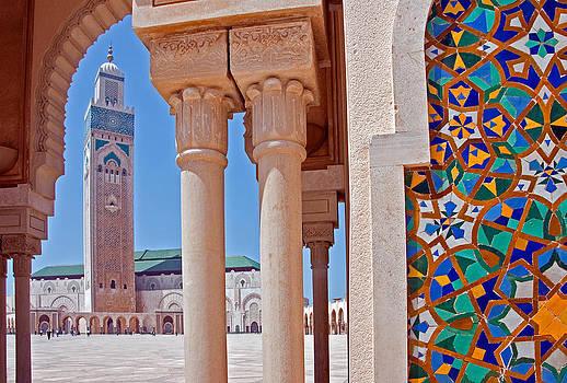Dennis Cox - Hassan II Mosque