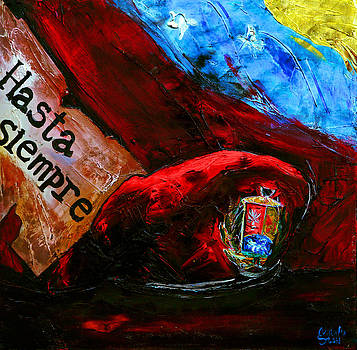 Hasta Siempre Comandante by Natalia Stahl
