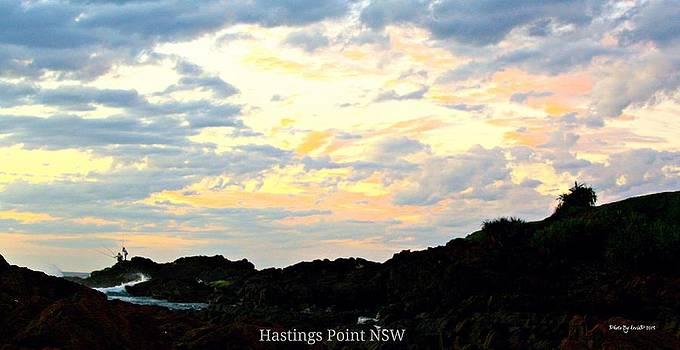 Hasting Rocks by Kevin Perandis