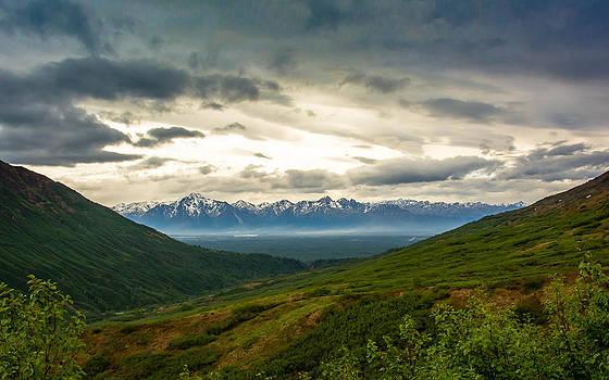 Hatcher Pass Alaska by Shey Stitt