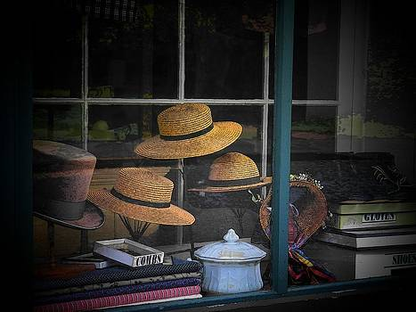 Hats at Harper's by Joyce Kimble Smith