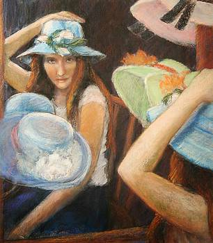 Hats by Helen Hickey