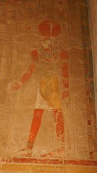 Hatshepsut Temple by Olaf Christian