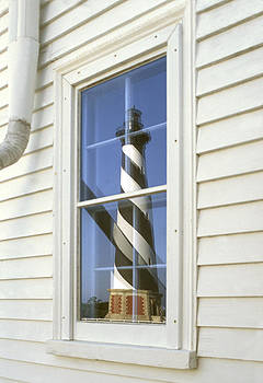 Cape Hatteras Lighthouse 2 by Mike McGlothlen