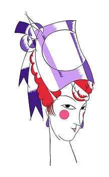 Nancy Lorene - HATTITUDE Cool Purples