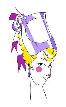 Nancy Lorene - HATTITUDE Lovely Lavender