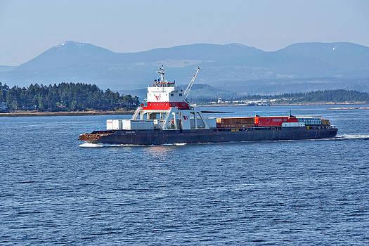 Devinder Sangha - Hauler Ship