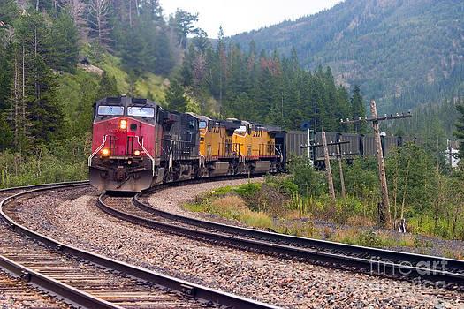 Steve Krull - Hauling Coal