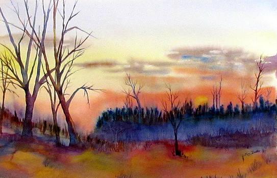 Susan Duxter - Haunted Wood