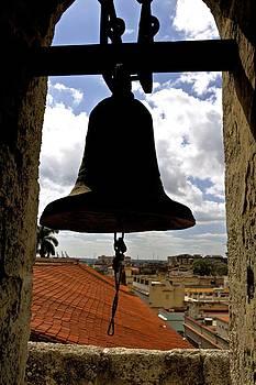 Havana Bell Tower by John Kearns