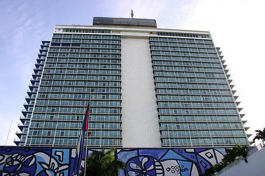 Havana Hilton by Gilberto Gutierrez