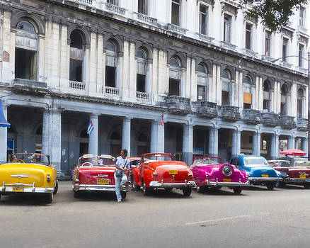 Ann Tracy - Havana Taxis