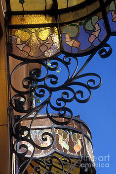 Havana Wrought Iron by Eva Kato