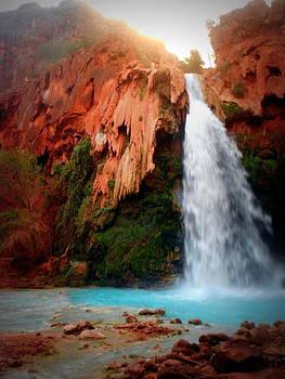 Havasu Falls 2 by Carrie Putz