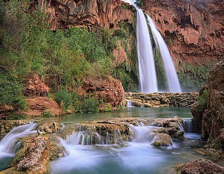 Havasu Falls by Tim Fitzharris